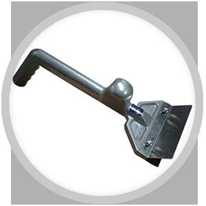 Metall Grillschaber